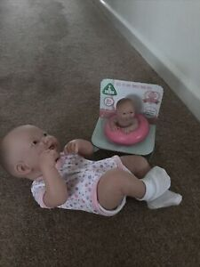 Berenguer Baby Doll And Babies Bath Doll