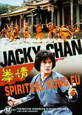 Jackie Chan SPIRITUAL KUNG FU  DVD