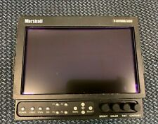 "Marshall V-LCD70XHB3GSDI 7"" High Brightness LCD Monitor with 3G-SDI"