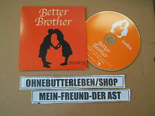 CD Indie Madita - Better Brother (2 Song) Promo COUCH REC