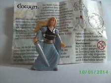 Ü Ei Figur Herr der Ringe II Eowyn mit BPZ von 2002