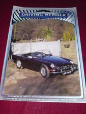 THE DRIVING MEMBER - March 2007 Vol 43 #9