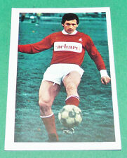N°180 P. DELL'OSTE AGEDUCATIFS FOOTBALL 1971-1972 NIMES OLYMPIQUE CROCOS PANINI