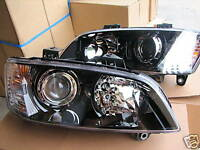 GENUINE HOLDEN HEADLAMPS SET FOR VE SERIES 1 SS SV6 SSV CALAIS HSV E1 E2 PAIR