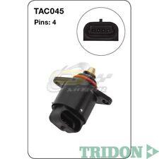 TRIDON IAC VALVES FOR Holden Combo Van SB 07/97-1.4L SOHC 8V(Petrol) TAC045
