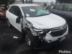WRECKING NOW HOLDEN EQUINOX LS 1.5L AUTO 2018. ALL PARTS IN STOCK.