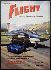 Flight Magazine, Aircraft, Spacecraft, Missiles- 12 February 1960