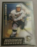 Sidney Crosby Alex Ovechkin RC 2005-06 Upper Deck Rookie Showdown 3D