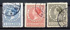 Nederland  163 - 165 A gebruikt (2)