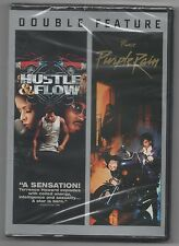 Prince Purple Rain (DVD, 2014, 2-Disc Set) Hustle & Flow in Stock!
