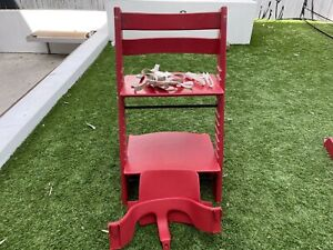 stokke tripp trapp High Chair, Baby Set And Harness
