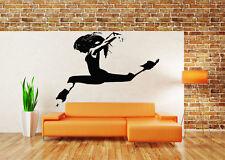 Wall Room Decor Art Vinyl Sticker Mural Decal Ballet Dance Women Ballerina FI383