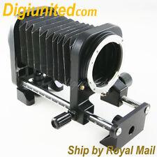 Macro Fold Extension Bellows for Pentax K mount camera K10D K200D K-x K-r K-7 5