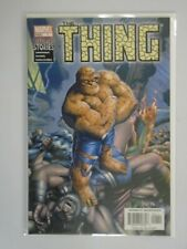 Startling Stories Thing - Last Line of Defense #1 8.0 VF (2003)