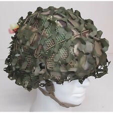 More details for 3d helmet scrim net - by 1157 tactical ltd