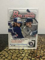 2020 Bowman Baseball Factory Sealed Blaster Box Topps