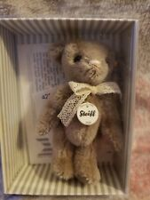 "Rare 4"" Steiff Club Mini-Bear MIB! 2020 MIB NEW"