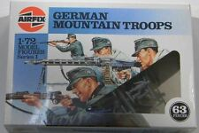 Airfix 1/72 HO WW2 German Mountain Troops 1986 New in Box