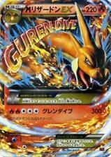 Used Pokemon Card XY Mega Battle Deck M Charizard EX Japan