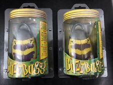 New Radio Shack Buzz Buggs Kids Walkie Talkie Nos New Old Stock Lot Of 2