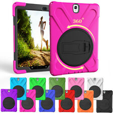 """For Samsung Galaxy Tab S2 / S3 8"""" 9.7"""" Tablet Case Shockproof Stand Hard Cover"""