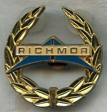 1980's Richmor Aviation Pilot Hat Badge
