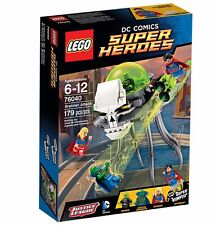 LEGO - Brainiac Attack - DC Super Heroes 76040 - Brand New - Ready to Ship