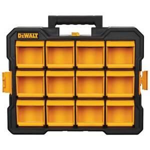 DeWALT DWST14121 15 lbs Capacity Heavy Duty Storage Flip-Bin Orgainzer