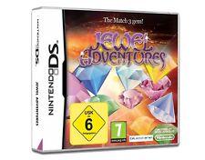 Jewel Adventures DS/Lite / DSI/ XL NOUVEAU + emballage d'origine