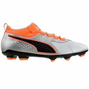 Puma One 3 Leather Firm Ground   Mens Soccer Cleats