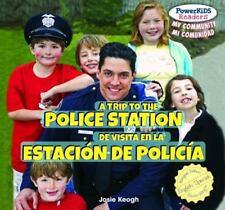 A Trip to the Police Station / De Visita En La Estacion De Policia-ExLibrary
