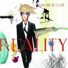David Bowie Reality Orange Vinyl LP EU Certificate 2014 Pressing SEALED