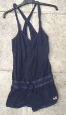 Hollister Navy Blue Size Small Playsuit