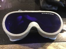 Safety Goggles 570-620nm Od3