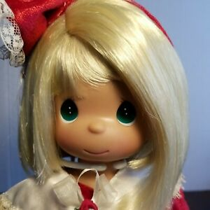 """NOS 2005 Precious Moments 4358 You Are The Key To My Heart 12"""" Doll Free Ship"""