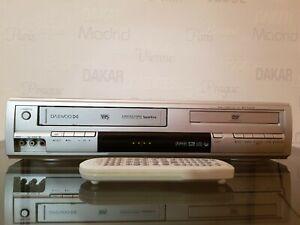 Daewoo SG-7200 VHS Rekorder - DVD Player