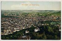 STUTTGART vom Hasenbergturm aus * AK um 1910