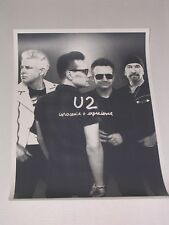 U2 Innocence and Experience Lithographs Print Collection Five Prints Limited