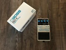 Boss DD-2 Digital Delay With Box Made In Japan