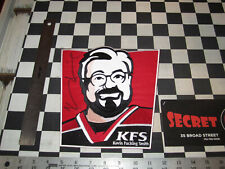 SIGNED KEVIN SMITH LARGE JERSEY PATCH KFS WITH COA
