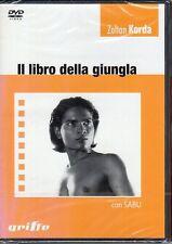 DVD NEW - IL LIBRO DELLA GIUNGLA