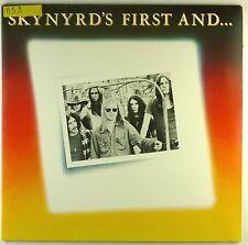 """12"""" LP - Lynyrd Skynyrd - Skynyrd's First ... And Last - #A3150"""