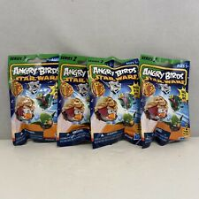Hasbro ANGRY BIRDS STAR WARS Mystery Bags Series 2 Action Figure SEALED LOT OF 4