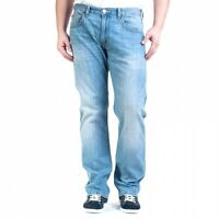 Mens Lee Blake Light Blue Relaxed Regular Fit Jeans RRP £85 **SECONDS** L151