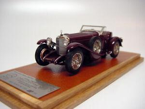 Mercedes-Benz 710 SSK Murphy Roadster 1929 Chassis 36248 EMC for B&G EL-5