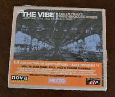 The Vibe! Ultimate Rare Grooves Series: Jazz Funk, Soul Jazz & Fusion Classics