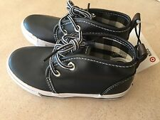 Size 9 Baby Boy Navy Blue Casual Shoes Boots Target