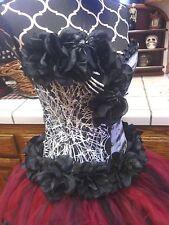 DIA DE LOS MUERTOS inspired corset, Corset, Halloween, Day of the dead, Costume