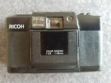 Ricoh FF-1s Color Rikenon F2,8 f035mm