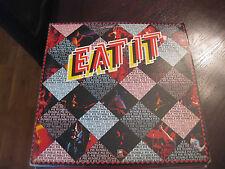 Humble Pie; Eat It   on LP